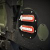 Rear Light Humvee